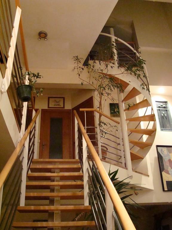Escalier - Accès 1er étage
