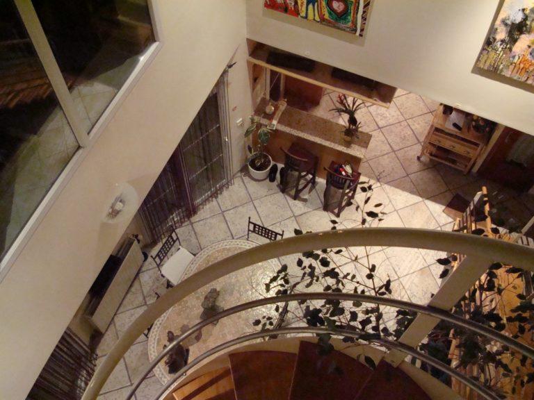 Salle à manger - Vue du 2ème étage