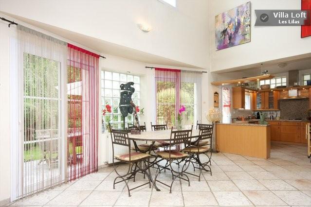 Salle à manger & Portes fenêtres accès jardin